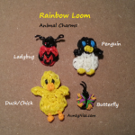 Rainbow Loom Animals1 - AuntyNise.com