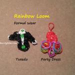 Rainbow Loom FormalWear - AuntyNise.com