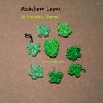 Rainbow Loom St Patrick's- AuntyNise.com