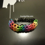 Triple-Single RBL Bracelets (Rainbow Colour) - TOP - AuntyNise.com